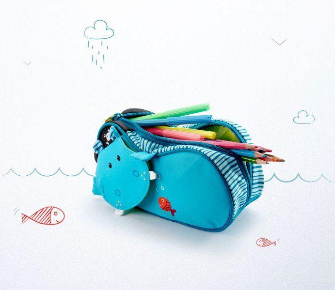 Leuk voor in de klas, dit pennenetui van Lilliputiens. Kijk voor veel meer Lilliputiens op www.allesvanlilliputiens.nl