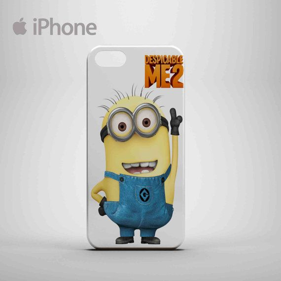 Despicable me characters design iphone case by yogaefendi0 on Etsy