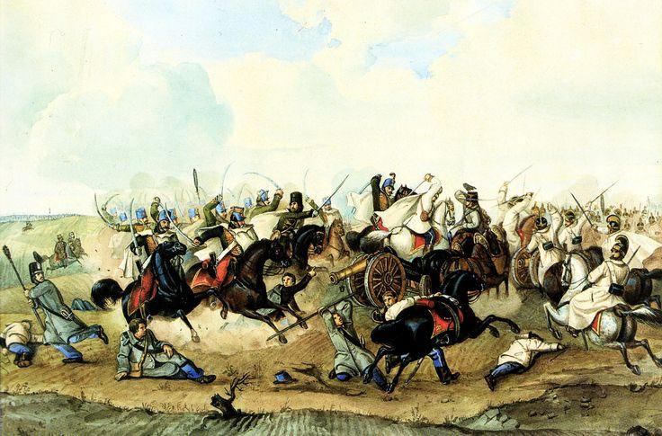 Kápolnai csata (Battle of Kápolna 1849. február 26-27)