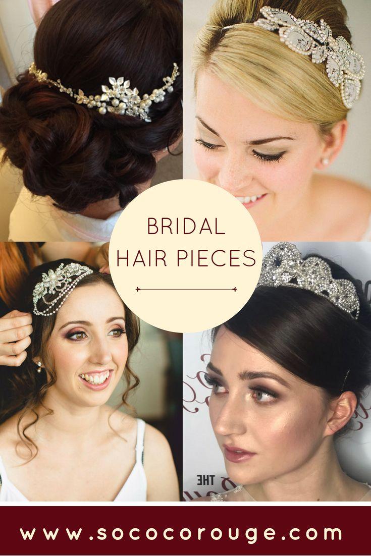 bridal hair up, wedding hair, tiaras, hair piece, hair