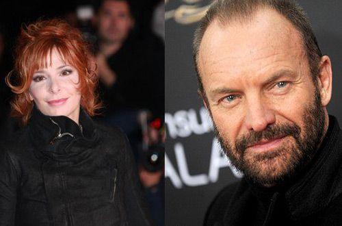 """Mylene Farmer и Sting представили совместный сингл """"Stolen Car"""" (+аудио)"""