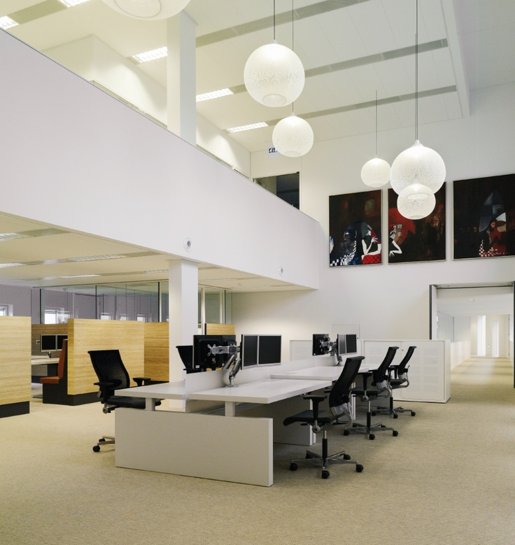 dynamische kantooromgeving - HNW