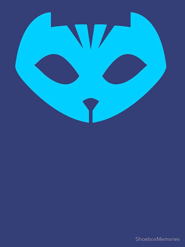"PJ Masks - Catboy Crest"" T-Shirts & Hoodies by ShoeboxMemories…"
