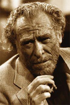 """""""Ospedali, galere e puttane: sono queste le università della vita. Io ho preso parecchie lauree. Chiamatemi dottore.""""    Si ricorda oggi Charles Bukowski (16 agosto 1920 - 9 marzo 1994)"""