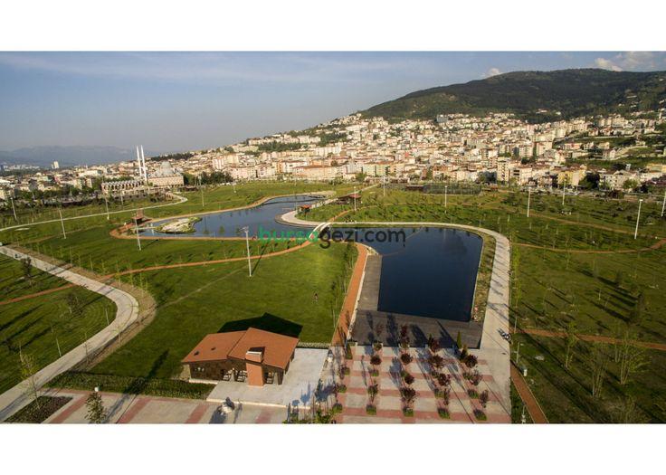 Bursa Hüdavendigar Kent Parkı