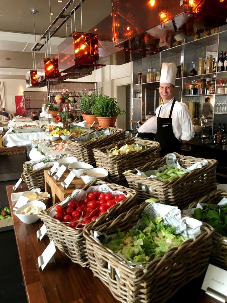 Easter Brunch at CottoCrudo Restaurant 2016