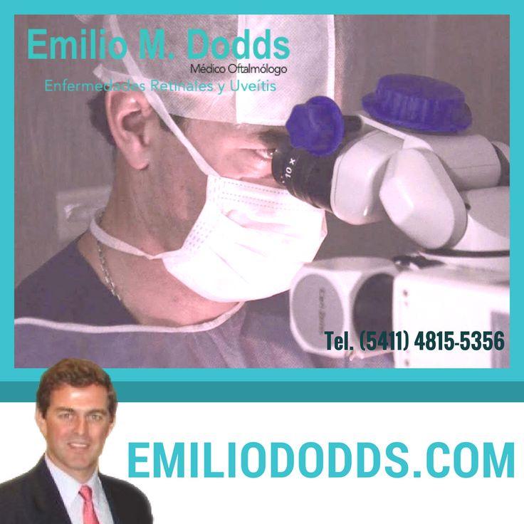 📍 Emilio M. Dodds 📍 👉 Emilio M. Dodds. Uveítis y Enfermedades Retinales - Buenos Aires  El Dr. Emilio M. Dodds es médico desde 1989 y médico oftalmólogo desde 1994; habiendo recertificado su título en el 2010. Es especialista en uveítis y enfermedades retinales, habiendo realizado un Fellowship en Uveítis en la Cleveland Clinic Foundation en los Estados Unidos entre 1994-1995.💯🤗📣 👇 👇 👇 👇 👇 Visitar: http://emiliododds.com @emilio.dodds --- #emiliododds #dodds #uveitis #enfermedades