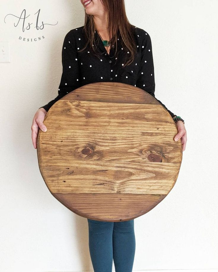 28+ Wooden coffee table tray round ideas