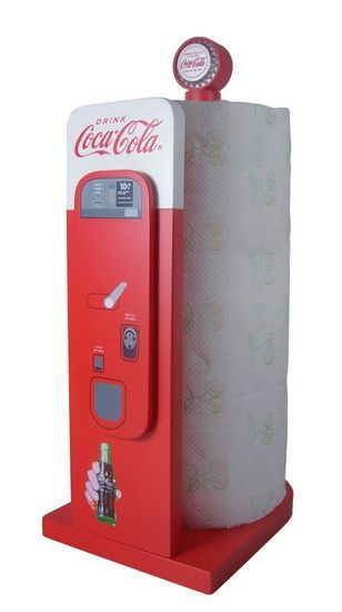 Porte Essuie Tout COCA COLA : Kitchen Towel ...