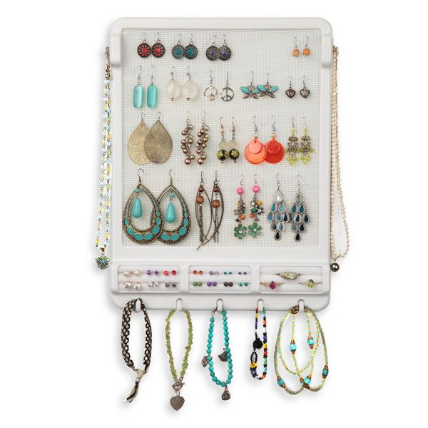 136 best Jewelry Organizer images on Pinterest Jewelry cabinet