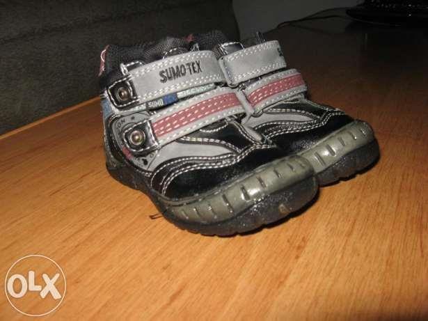 Весенне осенняя детская обувь