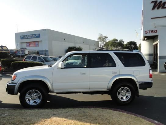 Cars for Sale: Used 2001 Toyota 4Runner in 4WD SR5, San Diego CA: 92121 Details…