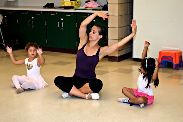 Toddler Dance Class Can Benefit Your Child Posted by Brittany White via Dance to EvOLvE