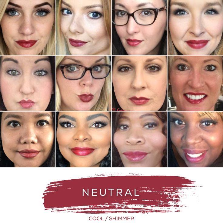 Neutral Lipsense Lipstick