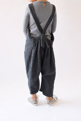 the penelope overalls (kids wear)