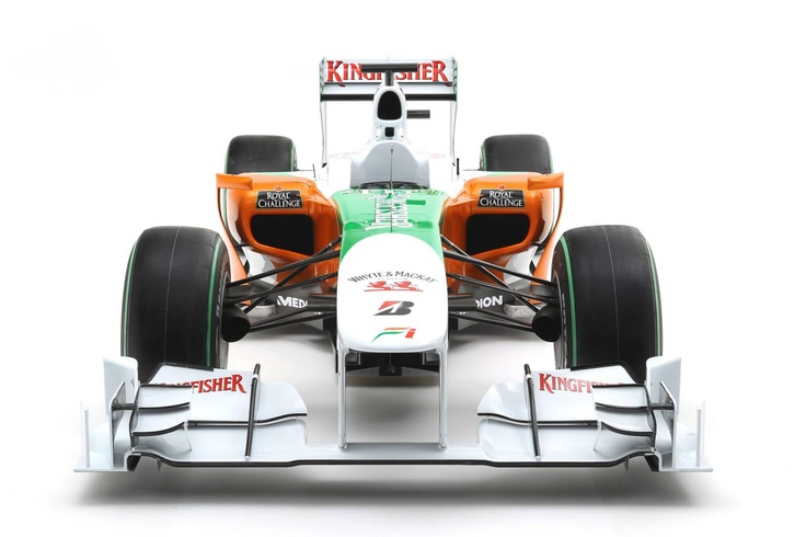 Force India -- F1. Great achievement, and bright future.