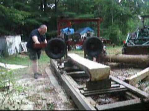 Homemade Bandsaw Sawmill Plans - WoodWorking Projects & Plans