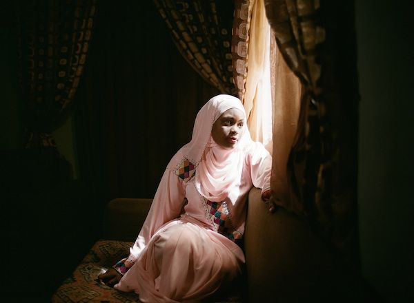 Images of Muslim romance novelists in Northern Nigeria and the daily life they describe in their popular books.