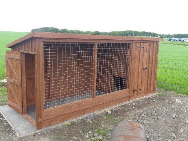 17 best images about dog kennel designs on pinterest