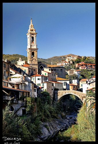 liguria:dolcedo´s dolcedo Imperia Liguria