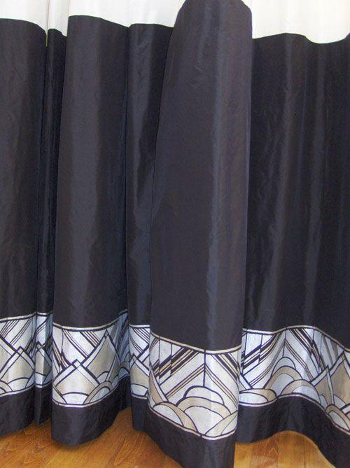 Curtains Ideas art deco curtains : Love the, Love and The o'jays on Pinterest