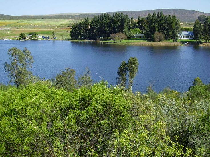 Clanwilliam Area off the N7 South Africa