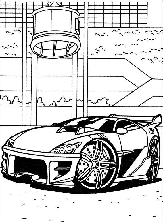 Hot Wheels #7 - Pokoloruj ulubione postacie z bajek na ubieranki.eu! http://www.ubieranki.eu/kolorowanki/4238/hot-wheels-_7.html