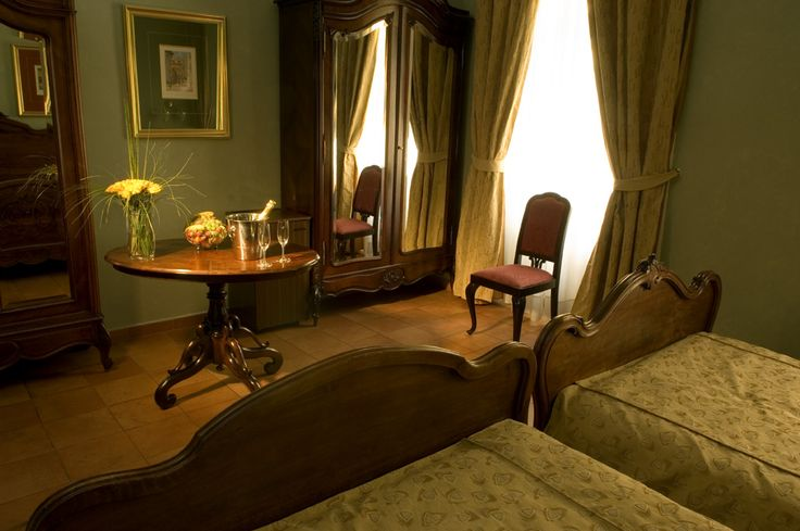 Antique room Hotel Caesar Prague www.hotelcaesarprague.com