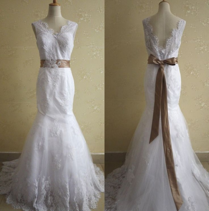 online get cheap white and brown wedding dresses aliexpress intended for white and brown wedding dresses