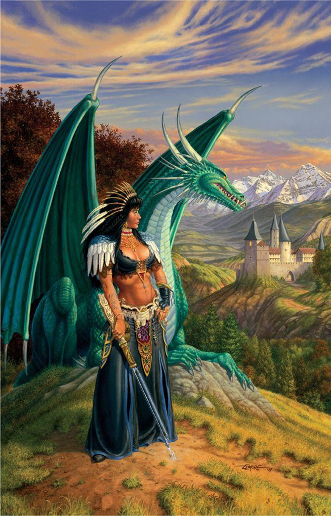 The Last Dragon Mage