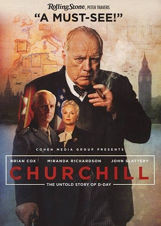 June 1944. Allied Forces stand on the brink: a massive army is secretly assembled on the south coast of Britain, poised to re-take Nazi-occupied Europe. One man stands in their way: Winston Churchill. Obsessed with fulfilling historical greatness: his destiny.  Rating/Audience Level:	MPAA rating: PG; for thematic elements, brief war images, historical smoking throughout, and some language.