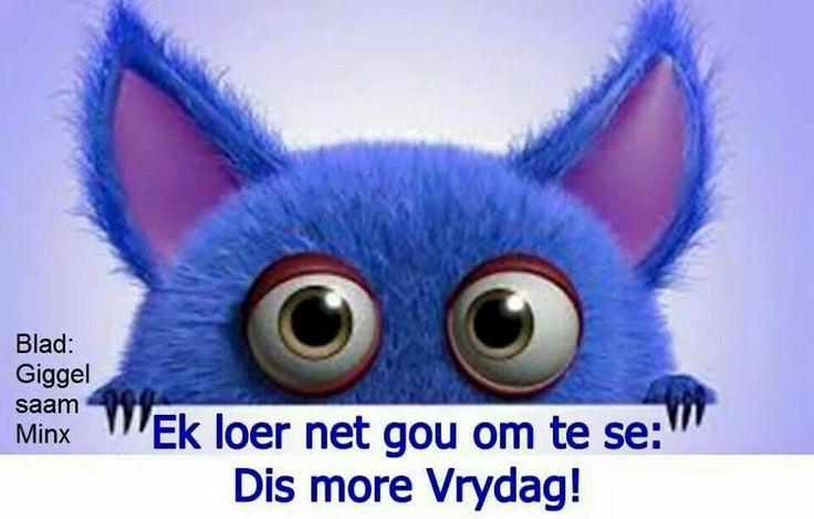 Dis More Vrydag