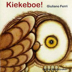 Kiekeboe! is gekozen als BoekStartBoek van het jaar 2016