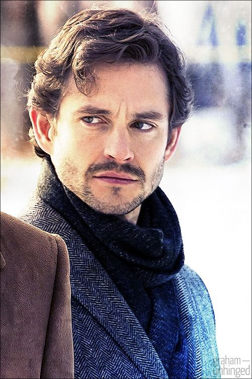 Hugh Dancy as Will Graham, Hannibal S2