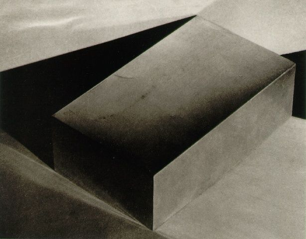 Paul Outerbridge. Saltine Box, c. 1922.