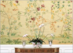 8 best Chinese wallpaper images on Pinterest Canvas Flowers and