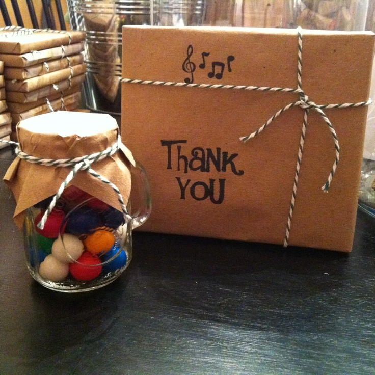 DIY Party Favors- For The Adults: CD Party Favor That