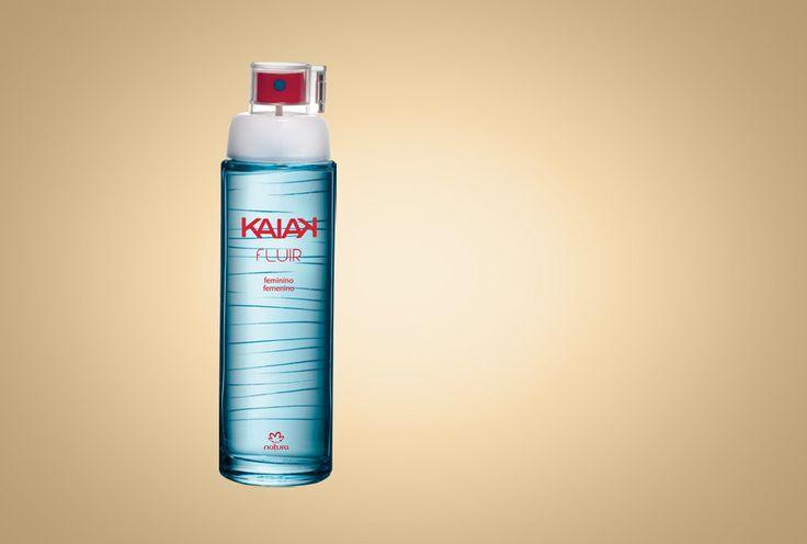 Kaiak Fluir Desodorante Colônia