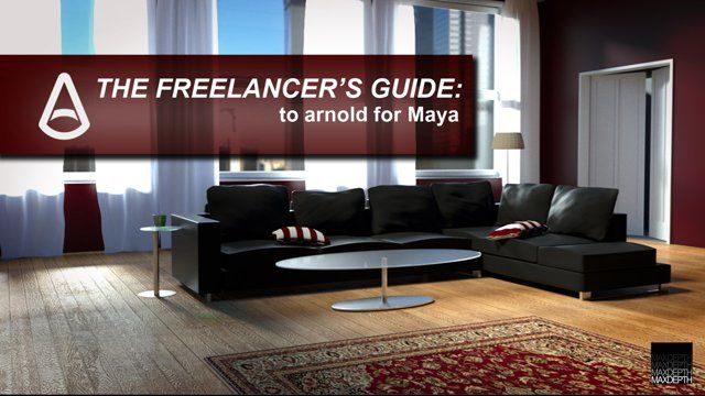 Whether you're a freelancer starting a new job, or a seasoned artist who's facility has decided to change their primary rendering engine, if you need to get up to speed fast on Arnold for Maya this is the tutorial for you! This video was created to be your quick start guide to rendering in Arnold, and I'm confident we're going to get you rendering here on day one. In this video we cover everything from sample settings, Lights, shaders, rendering, optimization, and ...