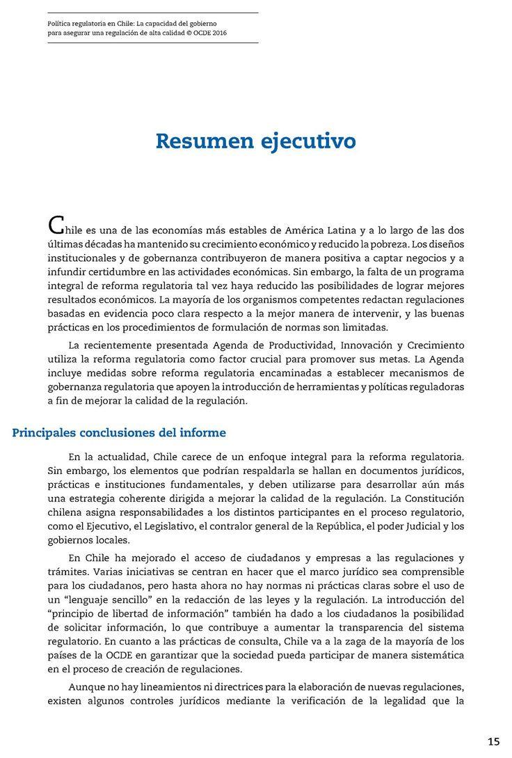 conclusion del resumen ejecutivo ejemplo de resumen ejecutivo de