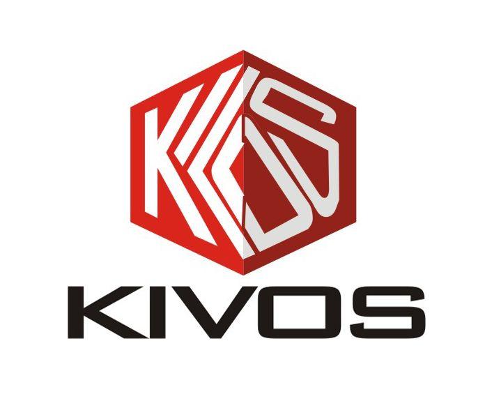 by Argiro Stavrakou, year 2010, KIVOS logo. KIVOS is a software company. (KIVOS means Cube in Greek)