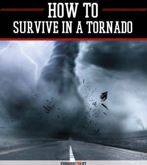 Tornado Survival Tips: How to Survive Natural Disasters by Survival Life http://survivallife.com/2015/05/25/tornado-survival-tips/