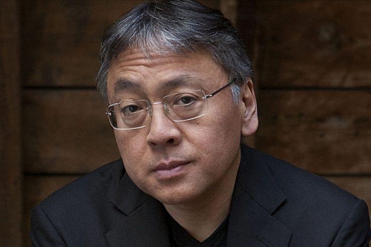 Kazuo Ishiguro, Νόμπελ Λογοτεχνίας 2017