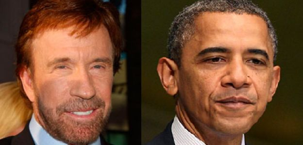 Chuck Norris Smacks White House Over Benghazi 'Cover-Up'