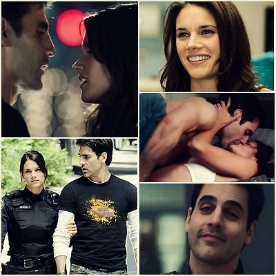 Rookie Blue - Andy McNally & Sam Swarek. Come on rookie blue! Bring back Sam and Andy!!