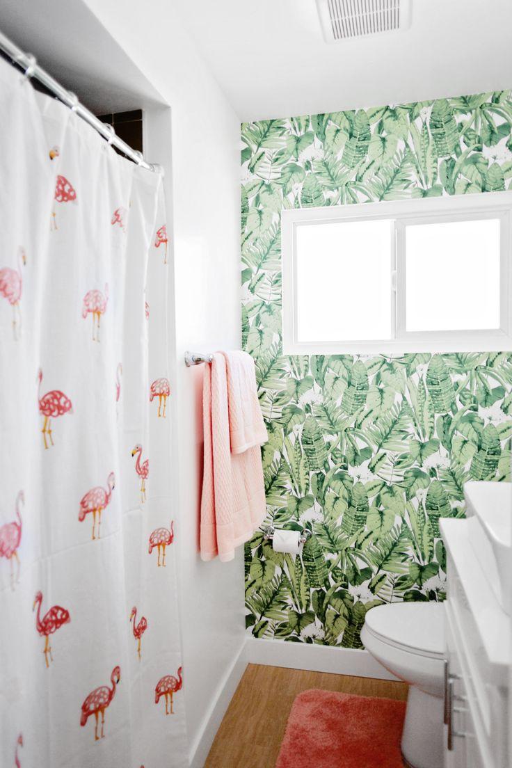 Best 25+ Tropical bathroom ideas on Pinterest | Tropical bathroom mirrors, Tropical bathroom ...