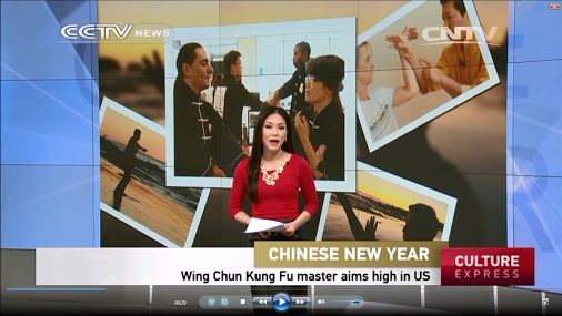 Video of Black Flag Wing Chun featured in CCTV Chinese News https://www.youtube.com/watch?v=SeC22KSJviE  Video of Black Flag Wing Chun featured in CCTV English News https://www.youtube.com/watch?v=fim6nHIOkwQ  Please click LIKE and COMMENT and Share on the Youtube Link directly to support our effort spreading Wing Chun in the world. Appreciate it.