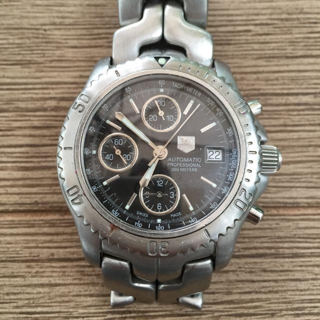 Breez - TAG Heuer Watch