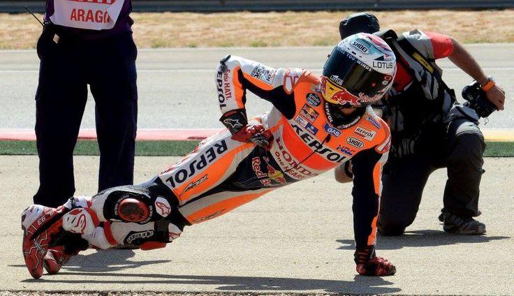 Marc Marquez, Gran Premio Movistar de Aragón