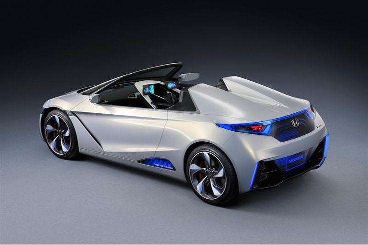 2012 Honda Ev Ster Concept